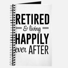 Retired happily ever after Journal