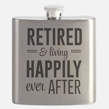 Retired happily ever after Flask
