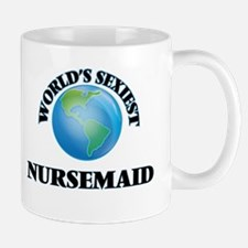 World's Sexiest Nursemaid Mugs
