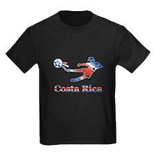 Costa Rica Soccer Player T