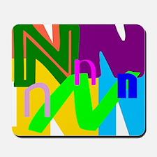 Initial Design (N) Mousepad