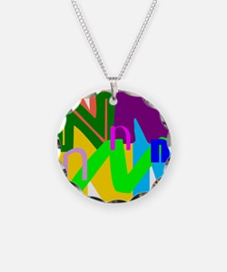 Initial Design (N) Necklace