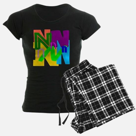 Initial Design (N) Pajamas