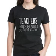 Teachers change the world T-Shirt