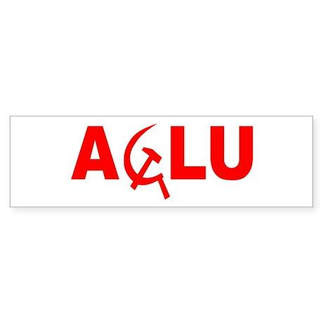 ACLU Bumper Sticker