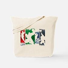 Avengers Stripes Tote Bag