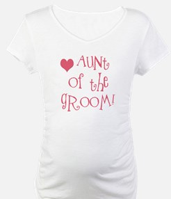 Aunt of the Groom Shirt