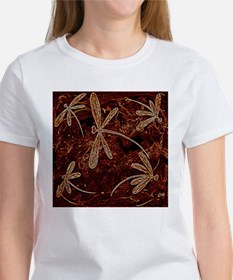 Dragonfly Toffee Flit T-Shirt