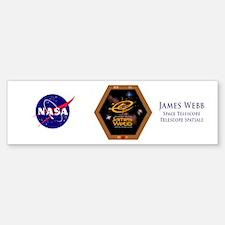 JSWT Component Program Bumper Bumper Sticker