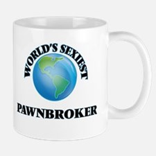 World's Sexiest Pawnbroker Mugs