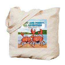 Happy and Pokey Cover Tote Bag