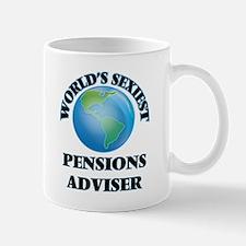 World's Sexiest Pensions Adviser Mugs