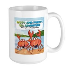 Happy and Pokey Cover Mugs