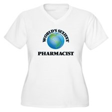 World's Sexiest Pharmacist Plus Size T-Shirt