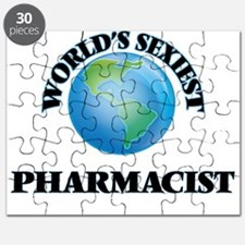 World's Sexiest Pharmacist Puzzle