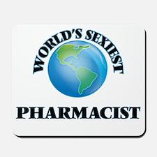 World's Sexiest Pharmacist Mousepad