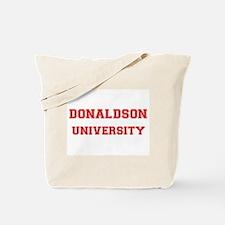 DOMINGUEZ UNIVERSITY Tote Bag