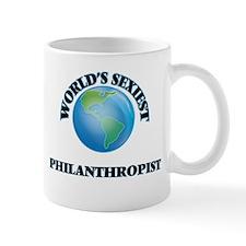 World's Sexiest Philanthropist Mugs