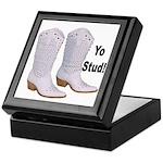 Yo Stud Keepsake Box