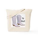 Yo Stud Tote Bag