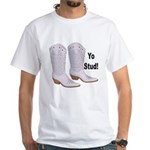 Yo Stud White T-Shirt