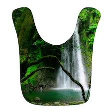Waterfall in Azores Bib