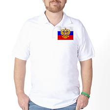 3-flag_gerb T-Shirt