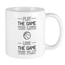 Basketball love the game Mugs