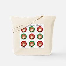 Christmas Moods Tote Bag