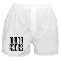 Malta Rocks Boxer Shorts