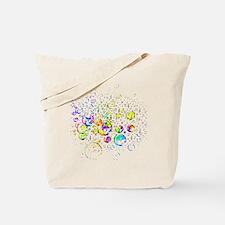 Cute Bubbles Tote Bag