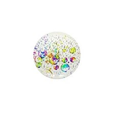 Funny Note Mini Button (10 pack)