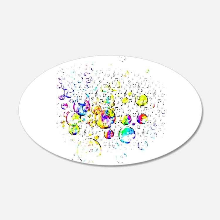 Cute Bubbles Wall Decal