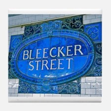 Bleeker Street : NYC Subway Tile Coaster