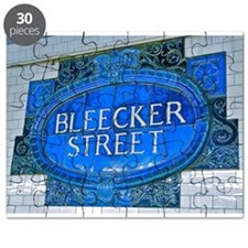 Bleeker Street : NYC Subway Puzzle