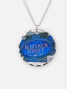 Bleeker Street : NYC Subway Necklace