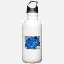 Bleeker Street : NYC Subway Water Bottle
