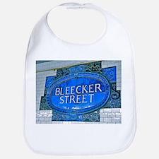 Bleeker Street : NYC Subway Bib