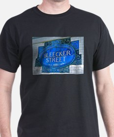 Bleeker Street : NYC Subway T-Shirt