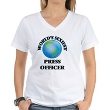 World's Sexiest Press Officer T-Shirt