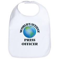 World's Sexiest Press Officer Bib