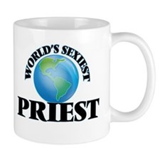 World's Sexiest Priest Mugs