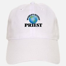 World's Sexiest Priest Baseball Baseball Cap