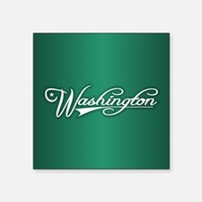 Washington State of Mine Sticker
