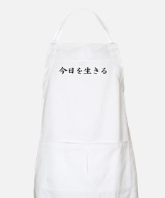 live for today BBQ Apron