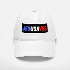 Jesus Saves Baseball Baseball Cap