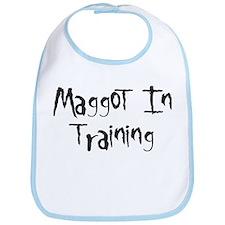 Maggot In Training Bib