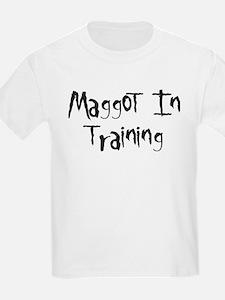Maggot In Training T-Shirt