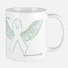 Cute Gastroschisis awareness ribbon Mug