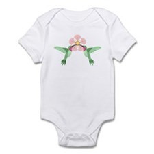 Hummingbird Blossom Infant Bodysuit